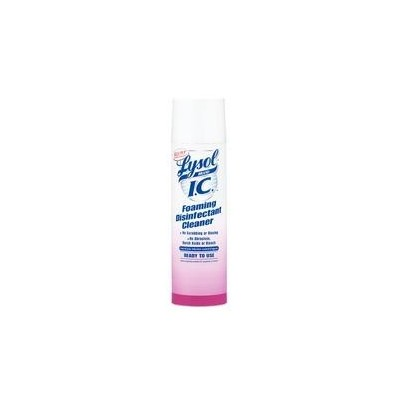 Lysol I.C. Brand Foaming Disinfectant Cleaner – 24 oz Can