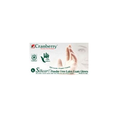 Cranberry Silkcare Gloves PF