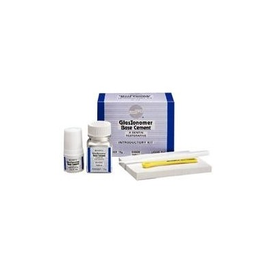 Glass Base Cement Intro Kit K