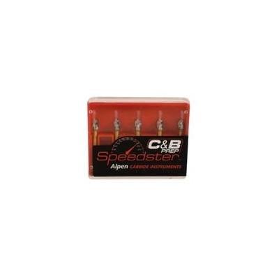 Alpen Speedster C&B Bur (5Pk)