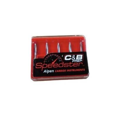Alpen Speedster C&B Bur (5/Pk)
