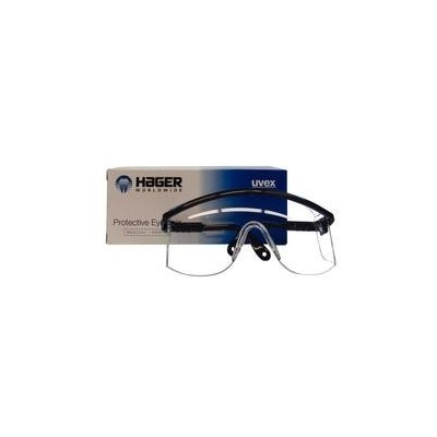 Uvex Astro 3000S Slim Blue/Clear Lens