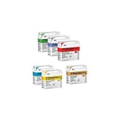 Xylocaine 2% W/Epi 1:100 (50)