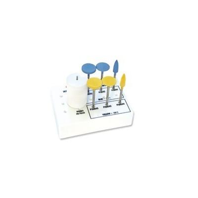 CeraGlaze Polishing Kit Logic Set HP LS-904