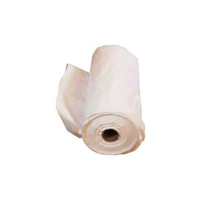 Headrest Cover Roll White Bdm