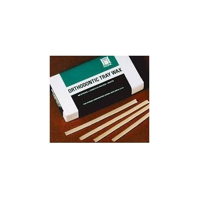 Wax Sticks 48/Bx - Ortho Tray