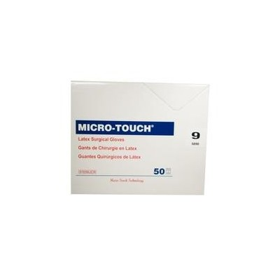 Glove Micro-Touch Surgical 9
