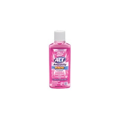 Act Fluoride Rinse Kids 48/Cs