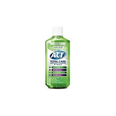 Act Fluoride Rinse Total Care