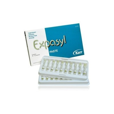 Expasyl Temporary Gingival Retraction System – Original Refill, Capsules (1 g), 20/Pkg