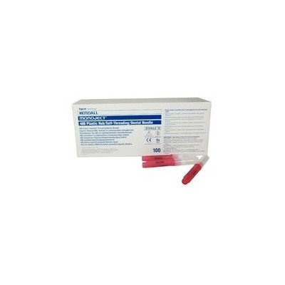 Monoject® 400 Plastic Hub Needles 100/Box