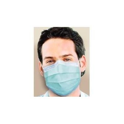 Face Mask Earloop Blue (Cccp)