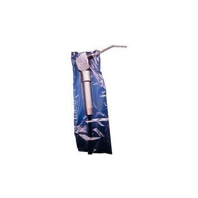 "Allrap Syringe Sleeve - 2-1/2 x 10""- 500/Pkg"""
