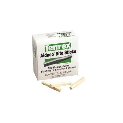 Aidaco™ Bite Sticks, 80/Pkg