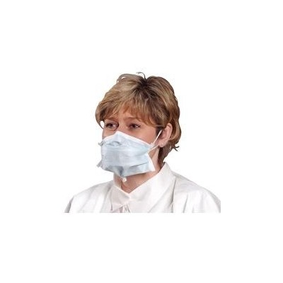Critical Cover PFL Earloop Face Masks - 50/Box