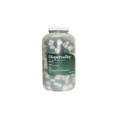 Dispersalloy Dispersed Phase Alloy - Self-Activating Capsules, 1 Spill 400 mg, 500/Pkg