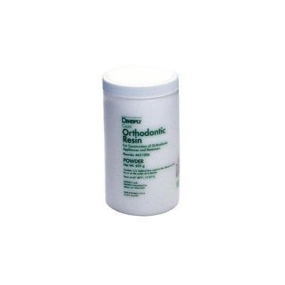 Self-Cure Orthodontic Resin – Powder (605 g) Refill