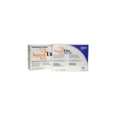 Aquasil Ultra - Smart Wetting Impression Material Refill Cartridges - XLV