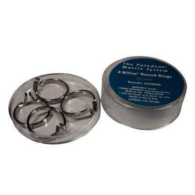 Palodent Sectional Matrix System – BiTine Ring Refill, 4/Pkg
