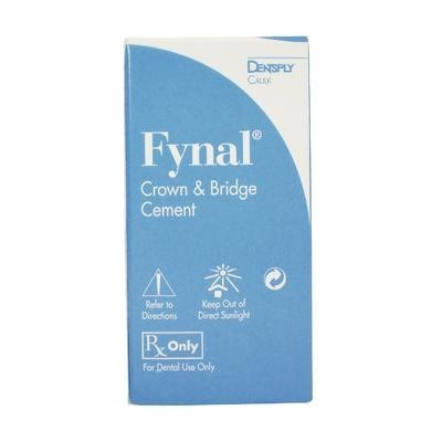 Fynal Crown & Bridge ZOE Permanent Cement – Liquid (14 ml) Refill
