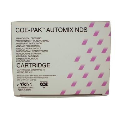 Coe-Pak Periodontal Dresssing Material – Automix NDS Cartridge Refill