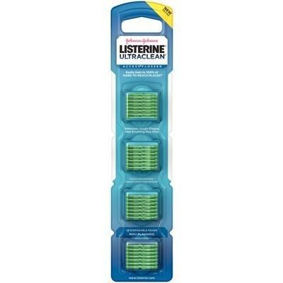Listerine Access Refill Heads (28/pk)