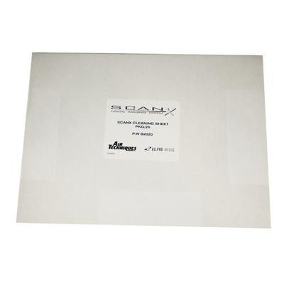 Scan-X Cleaning Sheets (25 Pk)