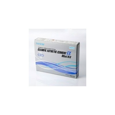 Clearfil Esthetic Cement Mint Kit (Clear)