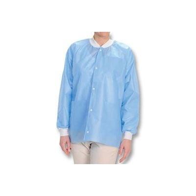 Valumax Easy Breathe Jacket Ceil Blue Medium (Hip) 10/Pk