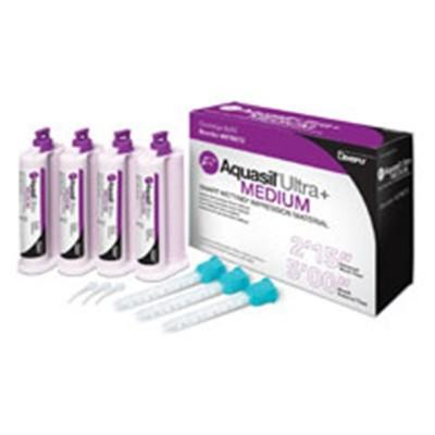 Aquasil Ultra Refill Reg Set Medium 4 Pk