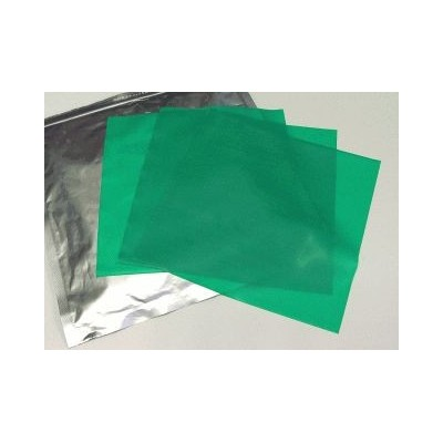 Rubber Dam 6X6 Green Medium