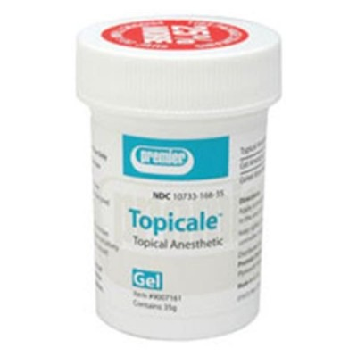 Topicale Gel Cherry 35Gm