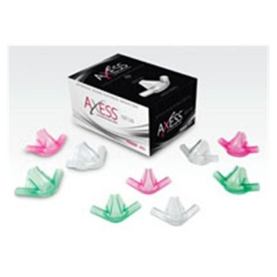 LARGE Axess Nasal Hood Fresh Mint 24/Pk