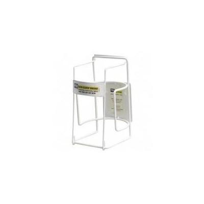 C-Fold Dispenser White Metal