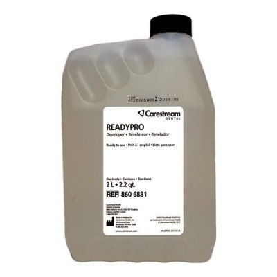 ReadyPro Automatic Developer and Fixer 2 Liters 4/ Ca