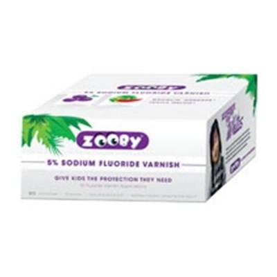 Zooby Varnish Growlin Grape 5% (50/Bx)