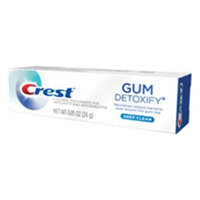 Crest Gum Detoxify Tooth Paste .85oz (36)