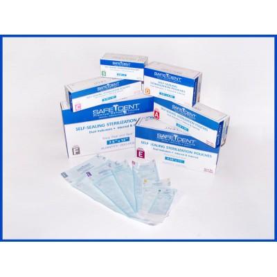 Safe-Dent Autoclave Pouches 7.5 x 13