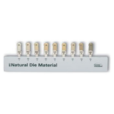 IPS Natural Die Material Shade Guide Ea