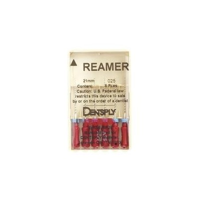 Reamers No.30-21Mm (6Pk) Caulk