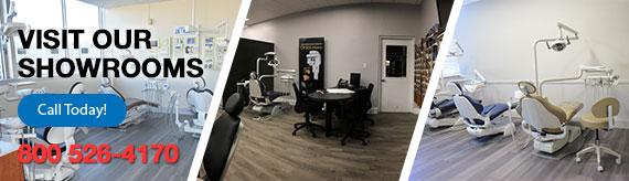 Newark Dental-Pemco Showrooms