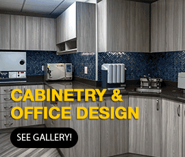Cabinetry and Office Design